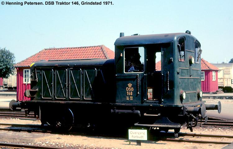 DSB Traktor 146