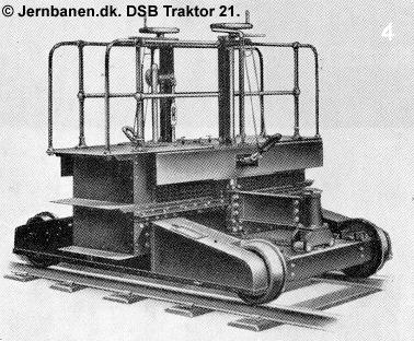 DSB Traktor 21