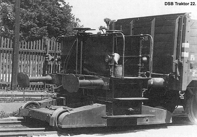 DSB Traktor 22