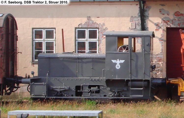 DSB Traktor 2