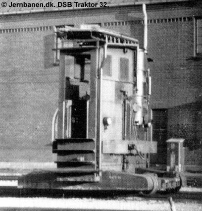 DSB Traktor 32