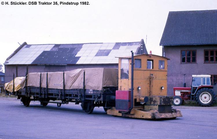 DSB Traktor 35