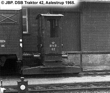 DSB Traktor 42