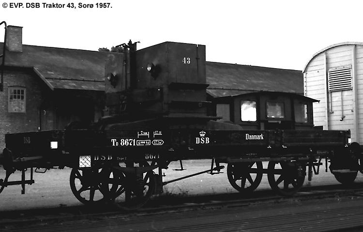 DSB Traktor 43