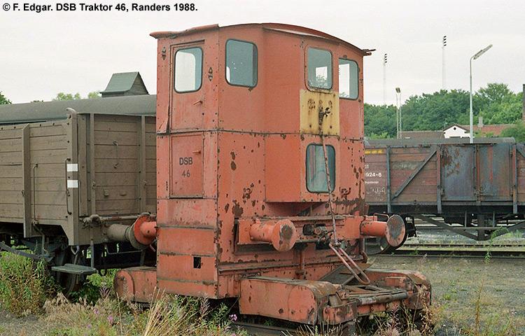 DSB Traktor 46