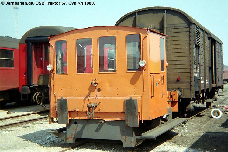 DSB Traktor 57