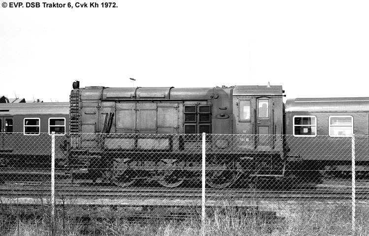 DSB Traktor 6