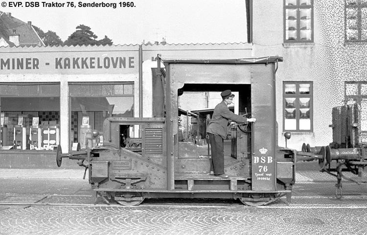 DSB Traktor 76