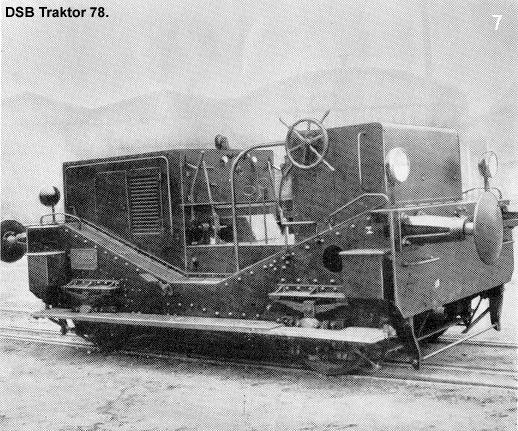 DSB Traktor 78