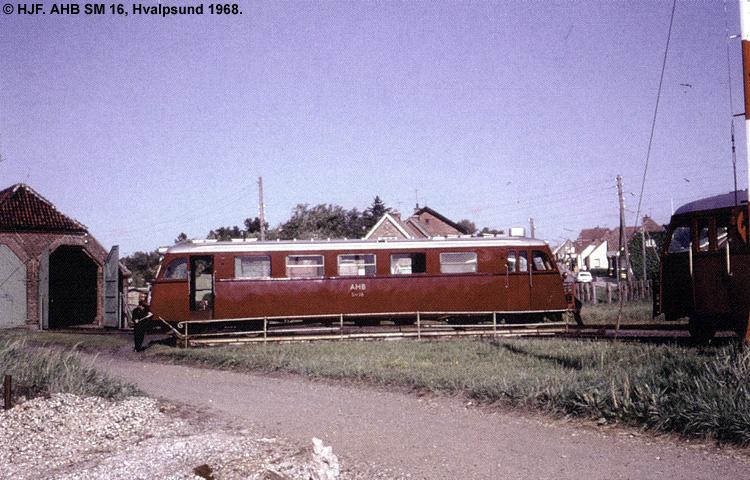 AHB SM 16