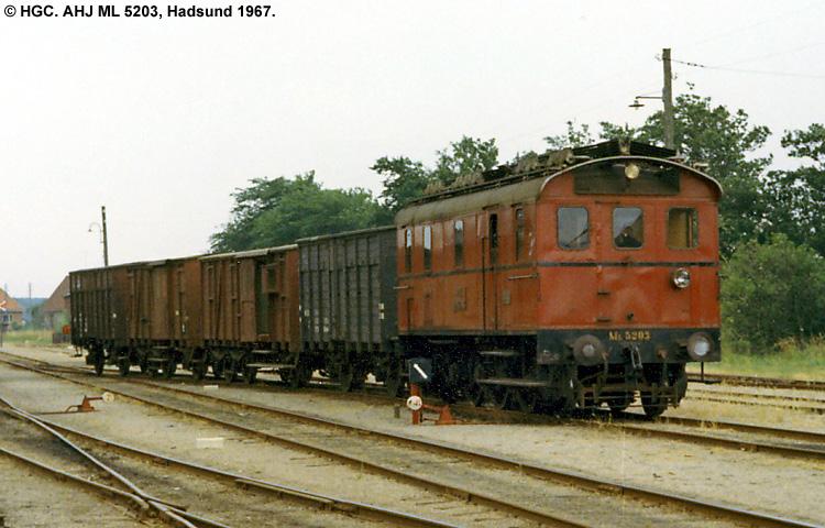 AHJ ML5203