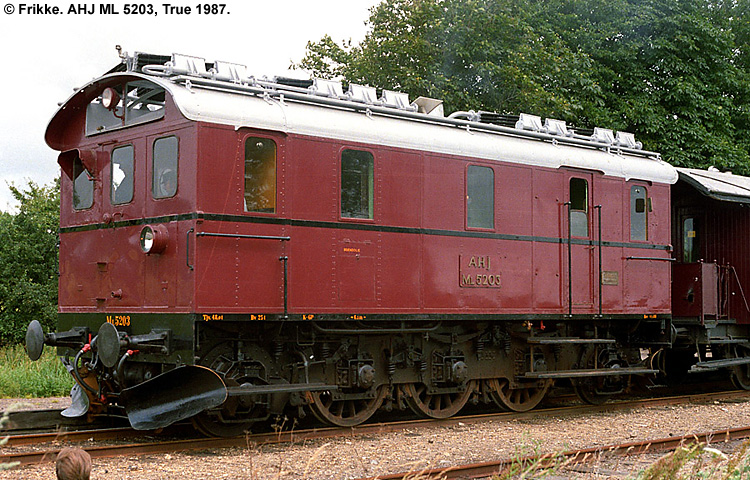 AHJ ML 5203