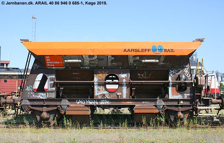 ARAIL  40 86 946 0 685-1