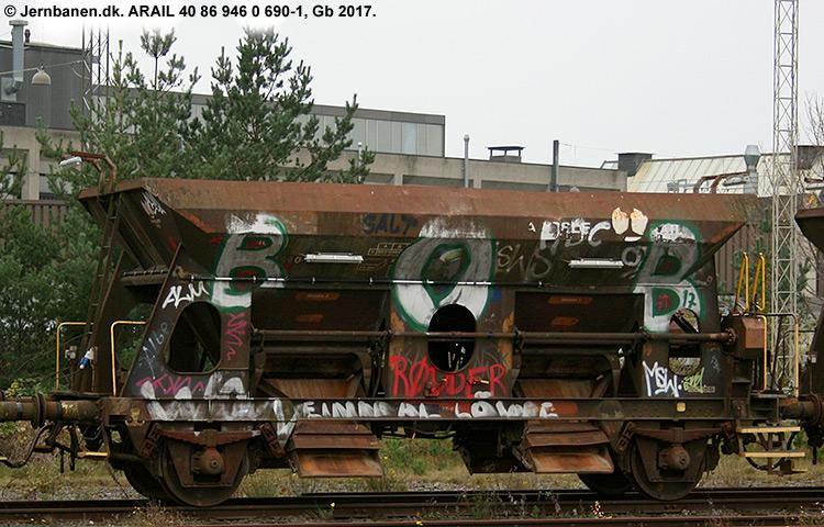 ARAIL  40 86 946 0 690-1