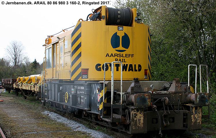 ARAIL  80 86 980 3 160-2