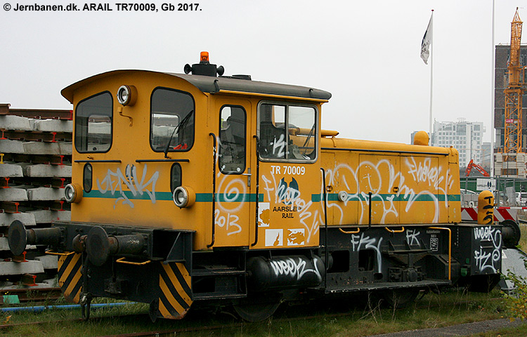 ARAIL  TR70009