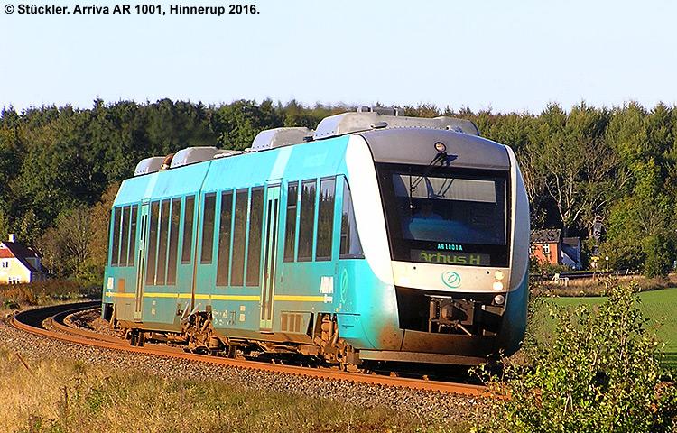 ARRIVA AR 1001