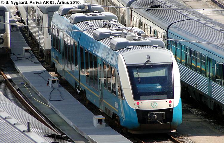 ARRIVA AR 1003