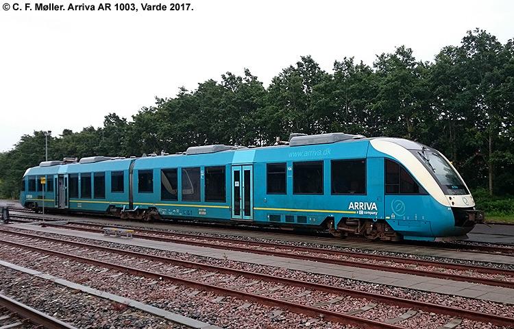 AR AR 1003