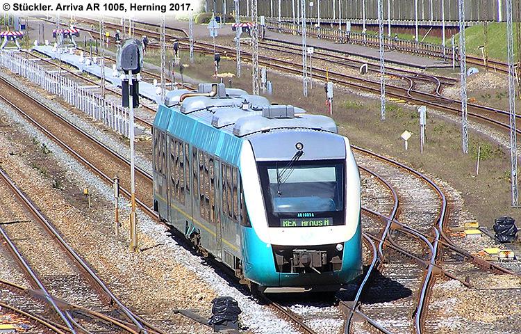 ARRIVA AR 1005