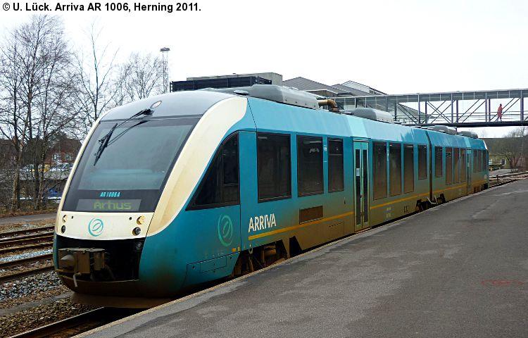 ARRIVA AR 1006