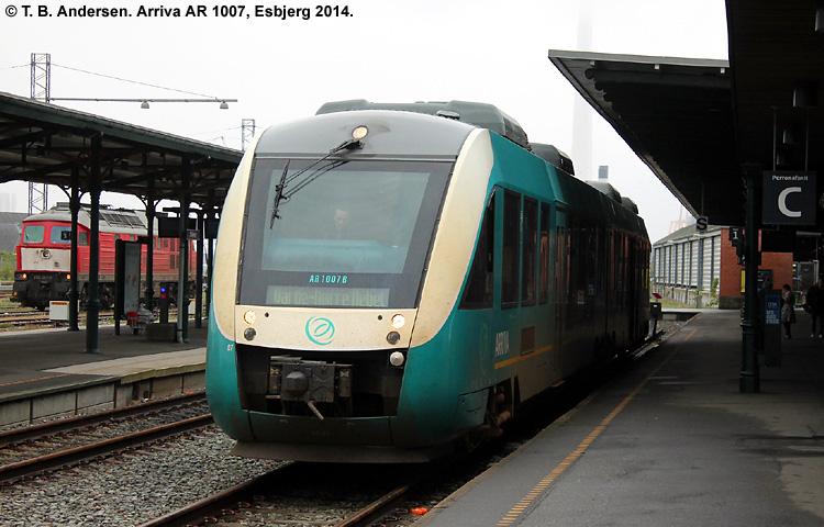 ARRIVA AR 1007