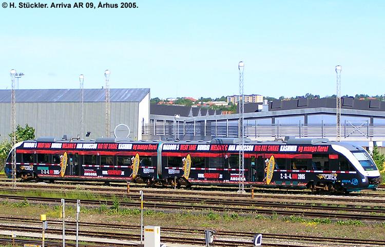 ARRIVA AR 1009