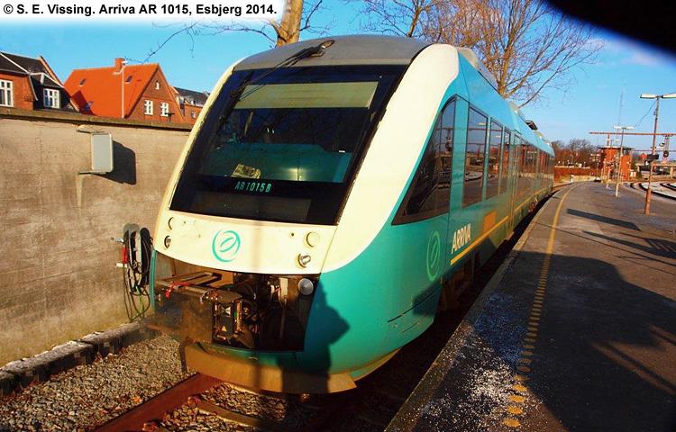 ARRIVA AR 1015