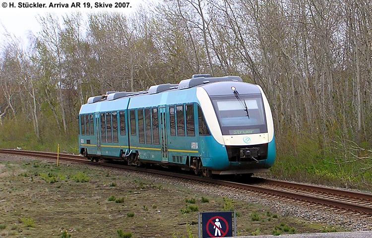 ARRIVA AR 1019