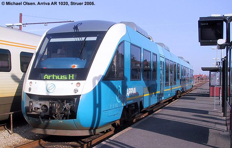 AR AR 1020
