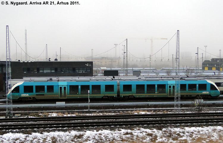 ARRIVA AR 1021