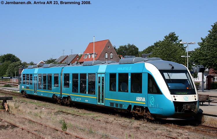 ARRIVA AR 1023
