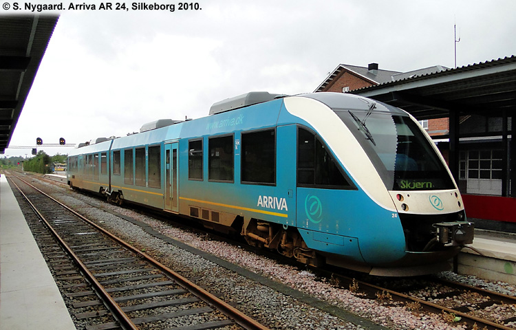 ARRIVA AR 1024