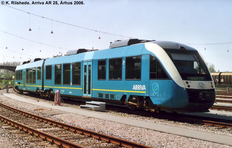 ARRIVA AR 1025