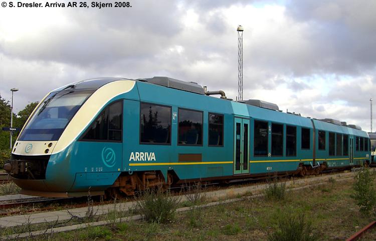 ARRIVA AR 1026