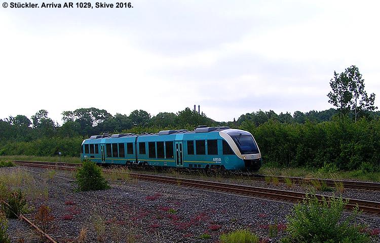 ARRIVA AR 1029