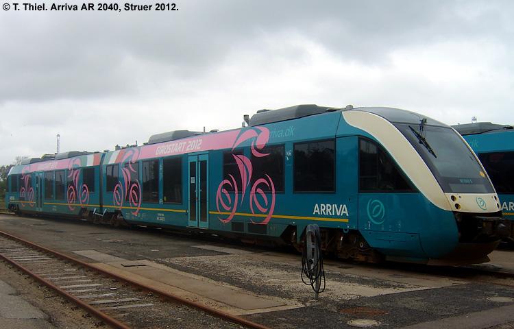 ARRIVA AR 2040