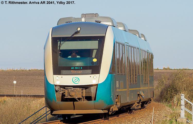 ARRIVA AR 2041