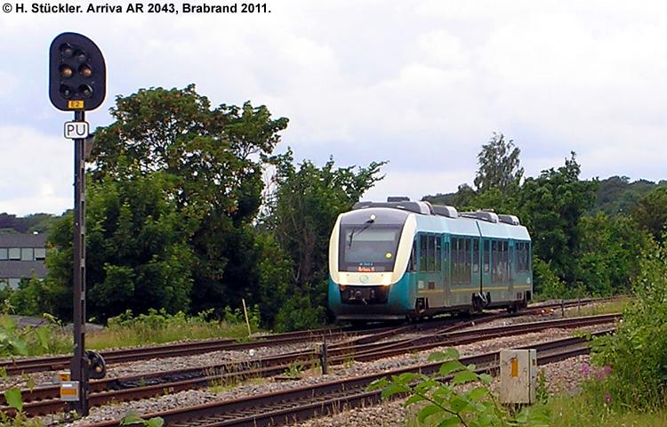 ARRIVA AR 2043