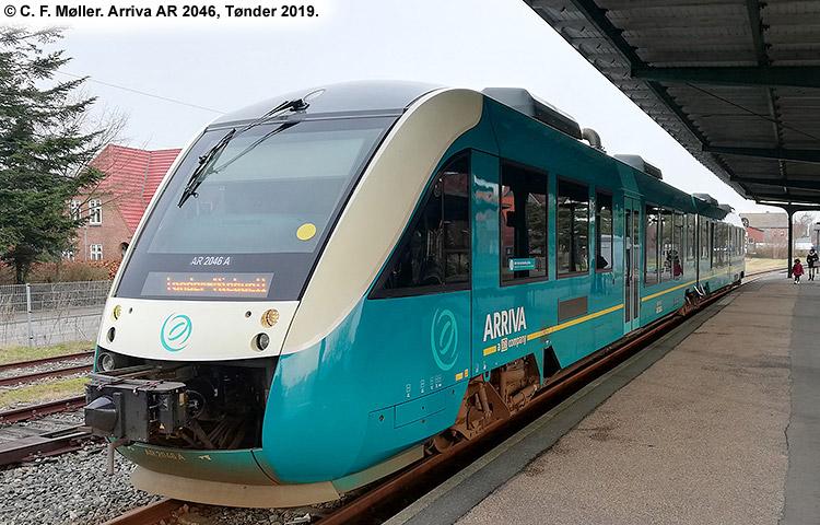 ARRIVA AR 2046