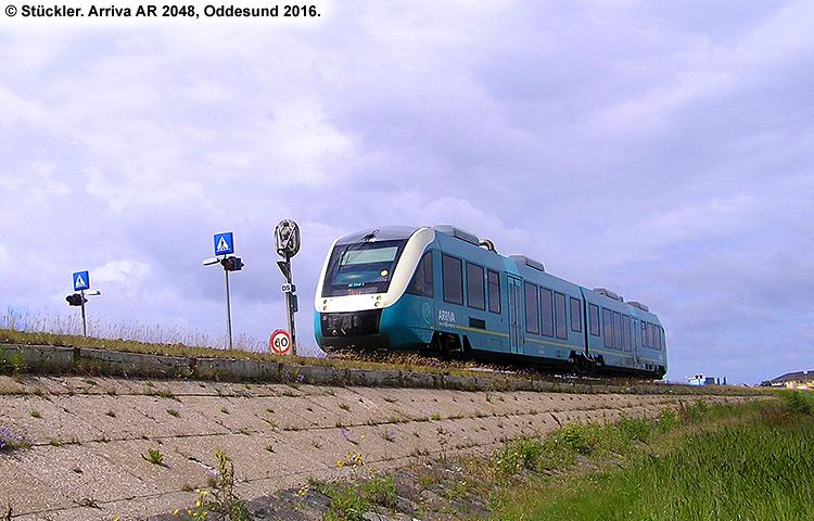 ARRIVA AR 2048