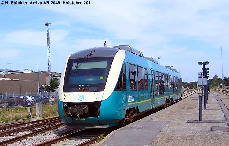 ARRIVA AR 2049