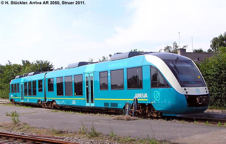 ARRIVA AR 2050