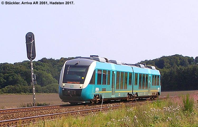 ARRIVA AR 2051