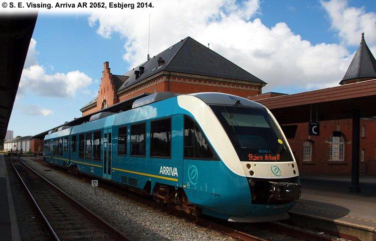 ARRIVA AR 2052
