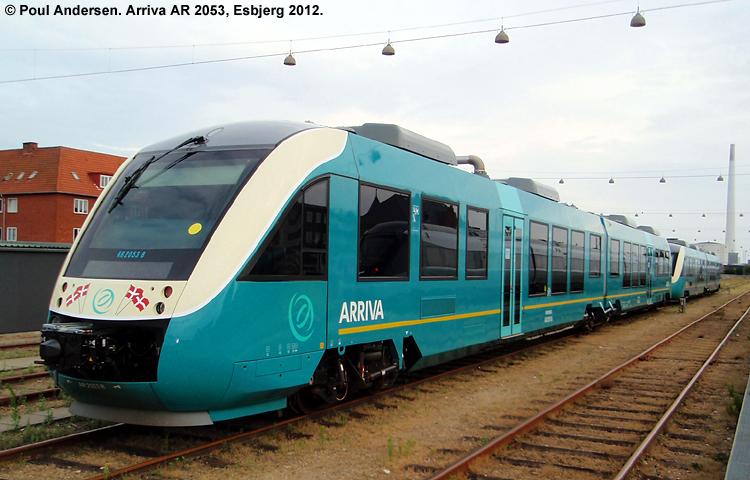 ARRIVA AR 2053