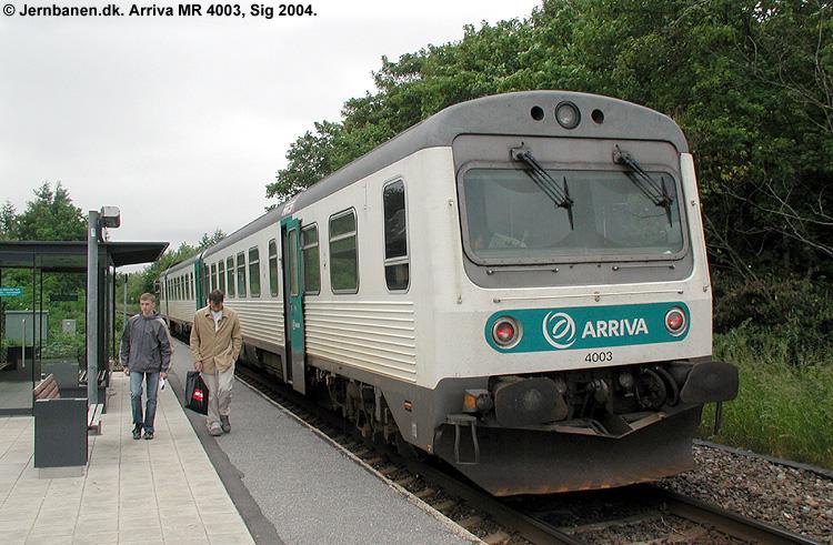 ARRIVA MR 4003