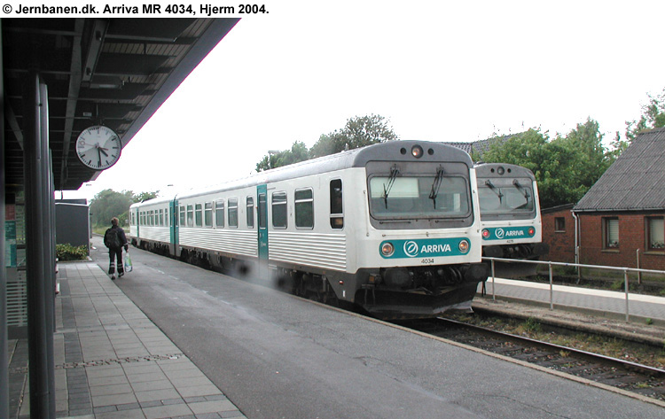 ARRIVA MR 4034