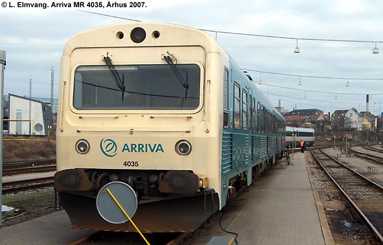 AR MR 4035