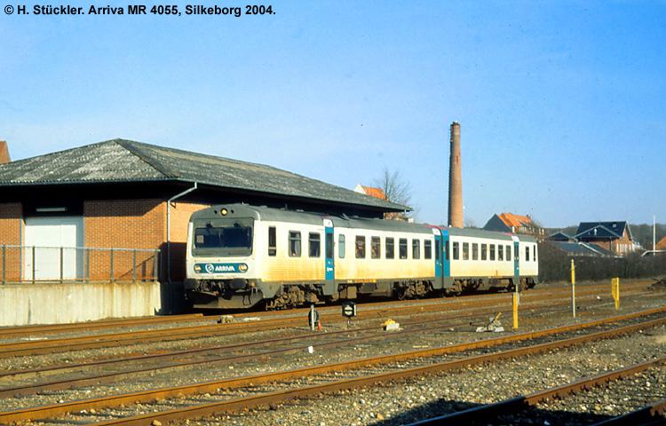 ARRIVA MR 4055